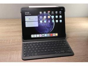 """Logitech Slim Folio Pro Keyboard Case 920-009703 iPad Pro 12.9"""" 3rd & 4th Gen"""