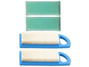 Set of 2 Air Filter Combos for BS 697153 698083 795115 697015