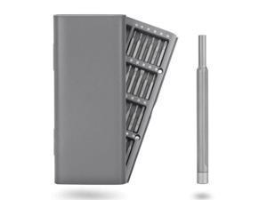 25 in 1 S2 Bits Precision Screwdriver Set Repair Tool Kit Magnetic Screwdriver