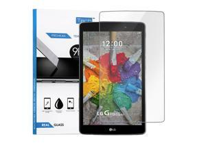 Glossy Screen Guard HD Screen Protector Film Kit Set For LG G Pad //PAD X// Pad2 F