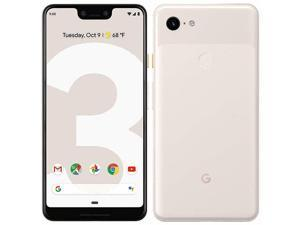 Google Pixel 3 XL 64GB Not Pink Verizon + GSM Unlocked Smartphone