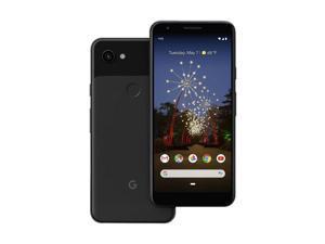 Google Pixel 3a 64GB Just Black Verizon Smartphone