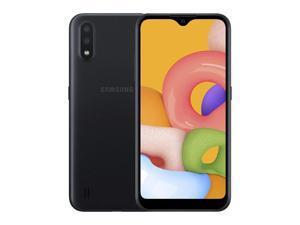 Samsung Galaxy A01 SM-A015F 16GB Black Verizon Smartphone