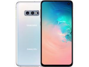 Samsung Galaxy S10e 128GB Prism White Verizon + GSM Unlocked Smartphone Grade A