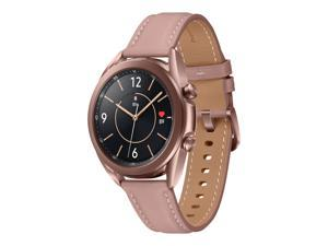 Samsung Galaxy Watch3 SM-R850 (GPS) Pink Sport 41mm Mystic Bronze Smartwatch