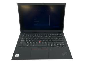 "Lenovo ThinkPad X1 Carbon 8th Gen. 14"" 2020 1.6GHz i5-10210U 8GB 256GB Laptop"