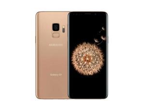 Samsung Galaxy S9 64GB SM-G960U Sunrise Gold Verizon + GSM Unlocked Smartphone - Grade B