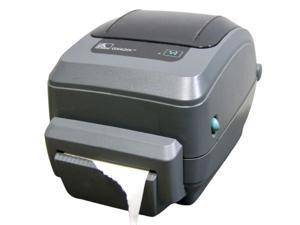 Zebra GX420t Black Thermal Transfer Desktop Printer with USB & Ethernet - Grade B