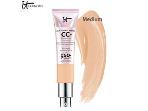 IT CC+ Cream Illumination Your Skin But Better SPF50+ 1.08oz - Medium / Light