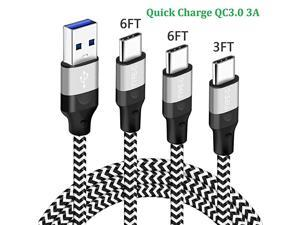 C Charging Cable Charger Cord for Moto G7 G8 Play Power Plus Z3G FastG PowerG StylusLG Stylo 5 6 V35 V40 ThinqV30 V20Motorola Z4 Z2 Z Force DroidType C Quick Charge Phone Wire 366FT