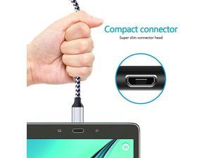 USB Wall Charger Plug 2 Port C Phone Charger Fast USB Car Charger Android Power Adapter Type C Cord Cable Compatible Samsung Galaxy A10E A20 S20 A50 A51 A70 A71 S10E S10 Plus S9 S8 Note 10 LG V40