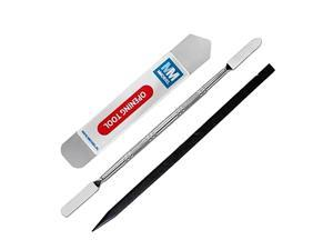 3 Pieces Professional Spudger Repair Toolkit Compatible with Repairs on eg iPhone iPad Notebook Laptop Tablet
