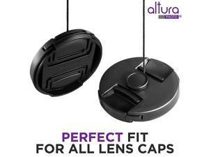 5 Pcs  Lens Cap Keeper Holder