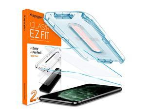 Tempered Glass Screen Protector GlastR EZ Fit Designed for iPhone 11 Pro MaxiPhone Xs Max 65 inch Case Friendly 2 Pack