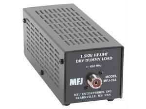 264 Dry Dummy Load, 1.5kw, 0-600 Mhz , SO-239 Input
