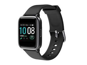Watch for Android iOS Phones Activity Fitness Tracker Health Exercise watch Pedometer Heart Rate Sleep Monitor IP68 Waterproof Compatible with Samsung Apple iPhone for Men Women
