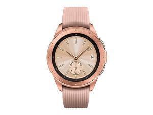 Galaxy Watch Smartwatch 42mm Stainless Steel LTE SMR815UZDAXAR GSM Unlocked Rose Gold Renewed