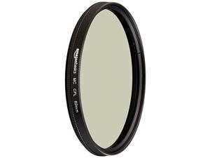 Basics Circular Polarizer Camera Lens Filter - 82 mm