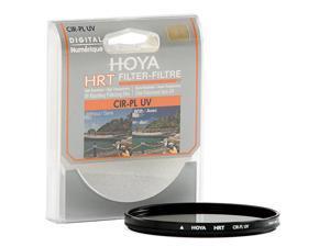 55mm Circular Polarizing and UV HRT Screwin Filter