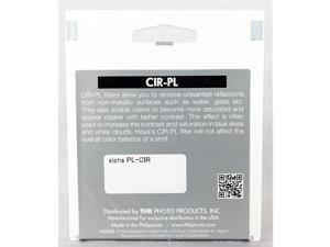 55mm Alpha Circular Polarizer Filter