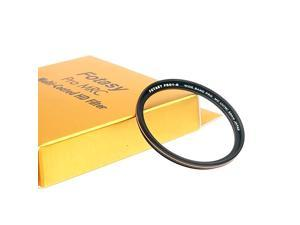 52mm Ultra Slim UV Protection Lens Filter Nano Coatings MRC Multi Resistant Coating Oil Water Scratch 16 Layers Multicoated 52mm UV Filter