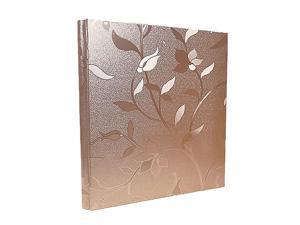 Leather Cover Photo Album 600 Pockets Sewn Bonded Memo Album Slots Album Hold 4x6 Photos 5 Per Page Valentines Day Present Wedding Memory Album Champagne Gold LLeaf