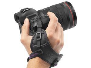 Camera Hand Strap Rapid Fire Secure Grip Padded Wrist Strap Stabilizer by  for DSLR and Mirrorless Cameras
