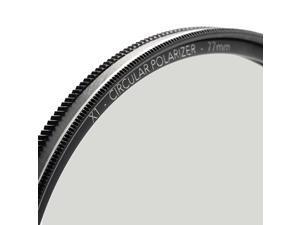 X1 Circular Polarizer MRC8 UltraSlim Weather Sealed + Free Mircofiber Lens Cloth