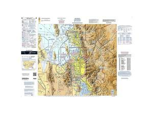 Chart VFR TAC SALT LAKE CITY TSLC Current Edition
