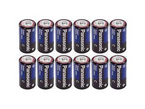 Heavy Duty C Batteries X 12