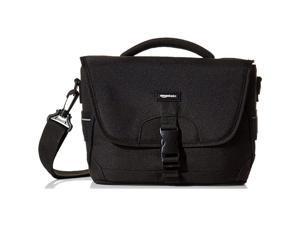 Medium DSLR Gadget Bag Orange interior 4 Packs