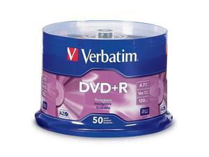 AZO DVD+R 47GB 16X with Branded Surface 50pk Spindle