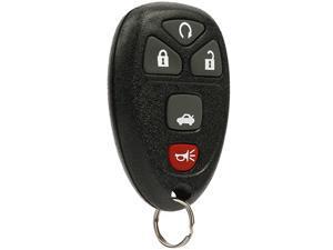 22733524 Key Fob Keyless Entry Remote for Chevy Cobalt Malibu Buick Allure Lacrosse Pontiac G5 G6 Grand Prix Solstice Saturn Aura Sky 2005 2006 2007 2008 2009 2010 2011 2012