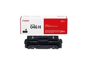 Genuine Toner Cartridge 046 Black High Capacity 1254C001 1 Pack for  Color imageCLASS MF735Cdw MF733Cdw MF731Cdw LBP654Cdw Laser Printers