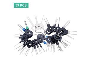 Removal Tool Kit 39Pcs for Car Connector and Other Household Devices Wire Connector Pin Extractors