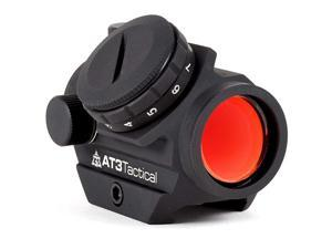 RD50 Micro Reflex Red Dot Sight 2 MOA Compact Red Dot Scope