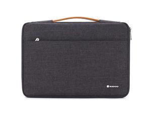 "11"" Laptop Sleeve case Notebook Bag Handbag for 12.9"" iPad Pro M1 / 13"" MacBook Air Pro 2018-2021 M1 / Surface Pro 6 7 X/ 12"" Surface Laptop Go / 13"" Galaxy Chromebook 2/13.4"" XPS 13, Dark Gray"