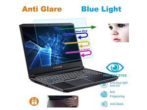 Protection Filter and Keyboard Cover fit 2019 Acer Predator Helios 300 Gaming Laptop PC Model PH3155278VL Anti Blue Light Anti Glare Screen Protector Reduces Eye Strain Help You Sleep Better