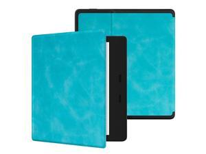 Skin Touch Feeling Case for AllNew Kindle Oasis10th Gen 2019 Release 9th Gen 2017 Releasewith Auto WakeSleepNew Waterproof 7Kindle Oasis CoverSoft Shell Series KO Sky Blue