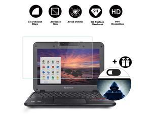 Tempered Glass Screen Protector Fit Lenovo Chromebook 100e 300e 500e| Lenovo Chromebook N21 N22 N23 9H Super Hardness Prevent Scratched by Keys Watch Kids Pets Not Fit Touch Screen