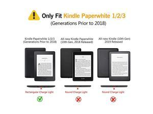 Painting Case for Kindle Paperwhite Paris fits All Paperwhite Gens Prior to 2018 Will not fit AllNew Paperwhite 10th Gen