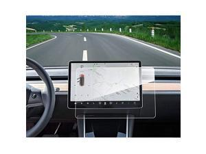 3 Center Screen Protector 3 Y 15quot Center Control Touchscreen Car Navigation Touch Screen Protector Tempered Glass 9H AntiScratch and Shock Resistant for 3 Screen Protector