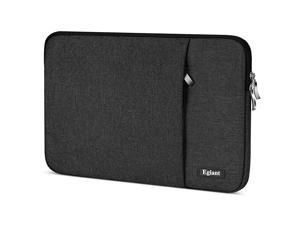 Laptop Sleeve Protective Case for 13 Inch Macbook Pro 13 Touch Bar A2251 A2289 A2159 A1989 A1706 A1708 Mac Air Retina A2179 A1932 XPS 13129 New iPad Pro WaterResistant Notebook BagBlack