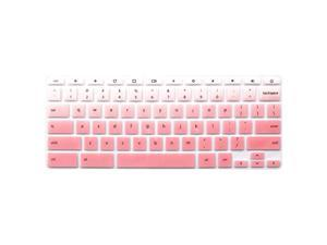 Protective Skin Compatible HP Chromebook x360 116 HP Chromebook 11 G2 G3 G4 G5 G6 EE HP Chromebook 14 inch G3 G4 G2 14X 14AK 14CA Series NOT Fit HP Chromebook G5 EE Ombre Pink