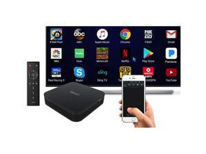 Android Mini PC with Top Specs 4K Android 71 S912 OctaCore 3GB32GB 245G WiFi+BT +Using Smartphone as Remote Control with MultiTouch and Motion Input +Supporting External TouchScreens