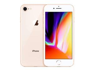 iPhone 8, 64GB, Gold - For AT&T (Renewed)