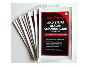 Cards for Magnetic Stripe Credit Card Readers Lot25