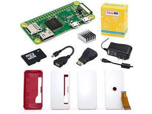 Raspberry Pi Zero W Wireless Complete Starter Kit 16 GB Edition
