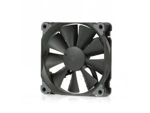 Black Frame/Black Blades 120mm, Case & Radiator Fan-Retail Cooling PH-F120SP_BBK Black/Black