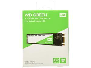 SSD WDS240G2G0B 240GB M2 2280 SATA 6GB S WD Green Retail